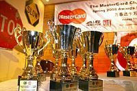 Spring 2008 MasterCard CF 5's League Awards Party